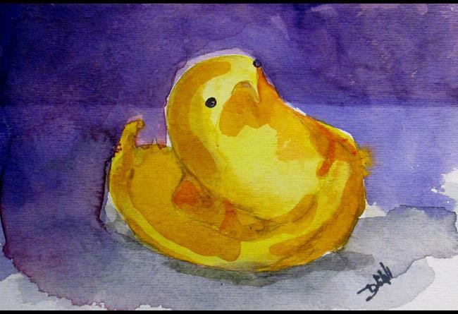 Art: Peep by Artist Delilah Smith