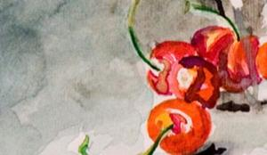 Detail Image for art Cherry Wine