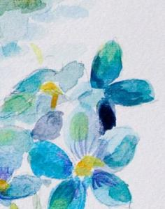 Detail Image for art Forget Me Nots