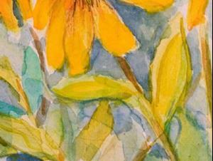 Detail Image for art Black Eyed Susans