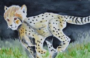 Detail Image for art Little Racer