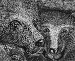 Detail Image for art Many Mammals of Noah's Ark