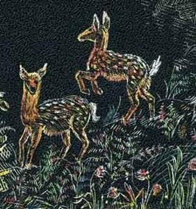 Detail Image for art Deer Creek Crossing