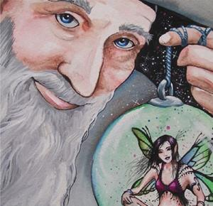 Detail Image for art Ornamental Fairy