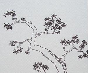 Detail Image for art tree study #14