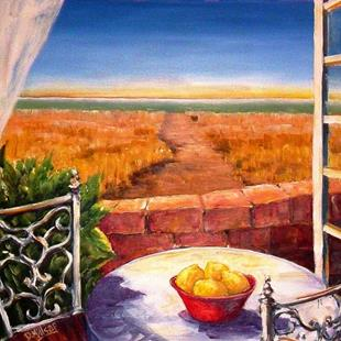 Art: Clear View - SOLD by Artist Diane Millsap