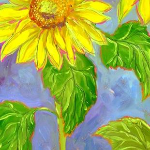 Art: A sunny Day by Artist Deborah Sprague