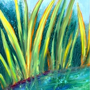 Art: Afternoon on the water by Artist Deborah Sprague