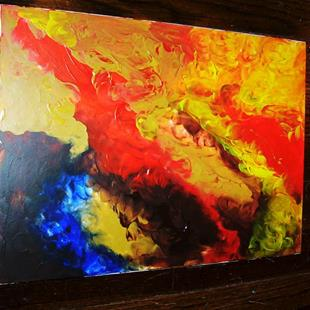 Art: AURA sold by Artist Gallery Elite