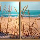 Art: Sea Grass by Artist Rita C. Ford