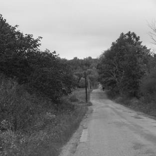 Art: Country Road by Artist Amie R Gillingham