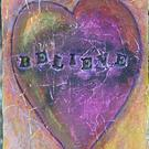 Art: Believe by Artist Dianne McGhee