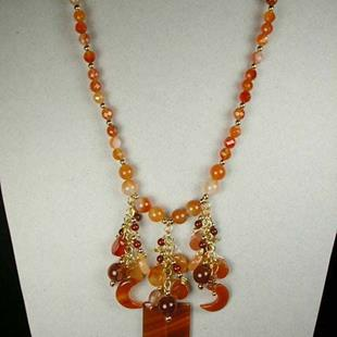 Art: Carnelian Candy - SOLD by Artist Staci Rose