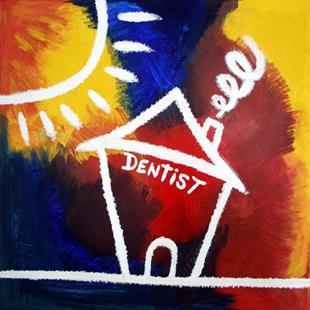 Art: The Fun Place for Braces! by Artist Diane G. Casey