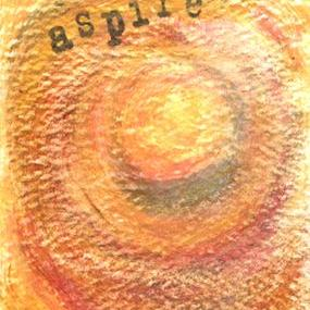 Art: Aspire by Artist Dianne McGhee