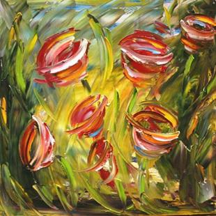 Art: Blooms by Artist Laurie Justus Pace