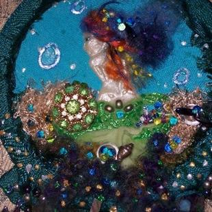 Art: Bejeweled by Artist Emily J White