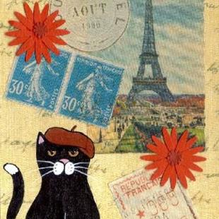 Art: Coupon in Paris #1 art card by Artist S. Olga Linville