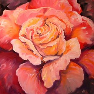 Art: PASSION by Artist Marcia Baldwin