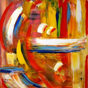 Art: A New Abstract by Artist Laurie Justus Pace
