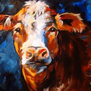 Art: CHAMP by Artist Marcia Baldwin
