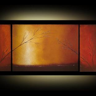 Art: Letting Go - sold by Artist Charlene Murray Zatloukal