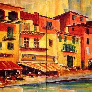 Art: The South of France by Artist Diane Millsap