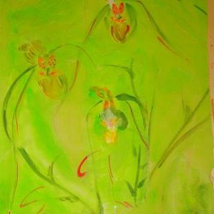Art: Orchids Dreaming by Artist Kathabela Wilson