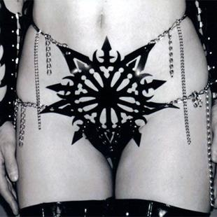 Art: Pentacle by Artist Barbara Doherty (MidnightZodiac Leather)