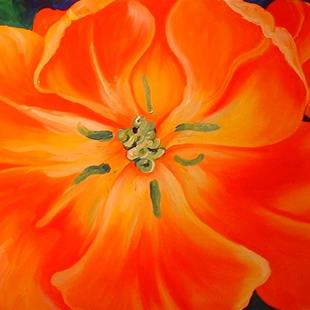 Art: FLORAL BEAUTY by Artist Marcia Baldwin