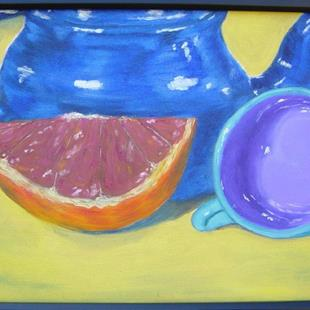 Art: Grapefruit's Wrath by Artist Tracey Allyn Greene