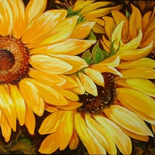Art: SUMMERTIME by Artist Marcia Baldwin