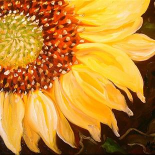 Art: A LITTLE SUNSHINE by Artist Marcia Baldwin