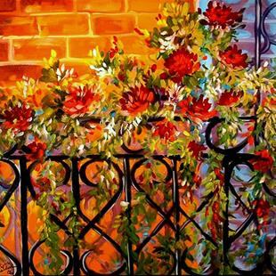 Art: FRENCH QUARTER by Artist Marcia Baldwin