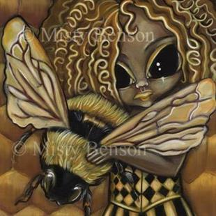 Art: Haunting Honey by Artist Misty Monster (Benson)