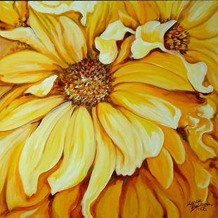 Art: YELLOW by Artist Marcia Baldwin