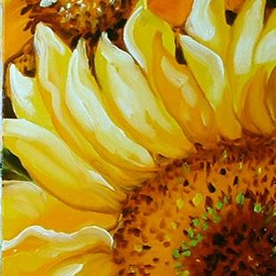 Art: SUNFLOWER DAY 2 by Artist Marcia Baldwin