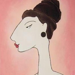 Art: Audrey by Artist Melissa Morton