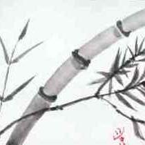 Art: Bamboo - sold by Artist Shari Lynn Schmidt