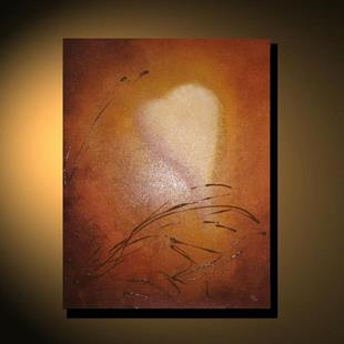 Art: With All My Heart - sold by Artist Charlene Murray Zatloukal