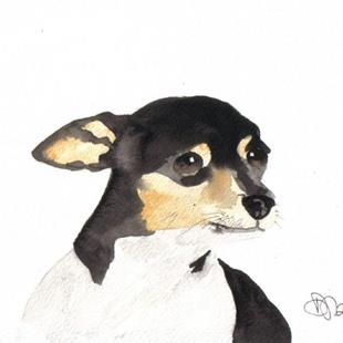Art: CHIHUAHUA by Artist Dawn Barker