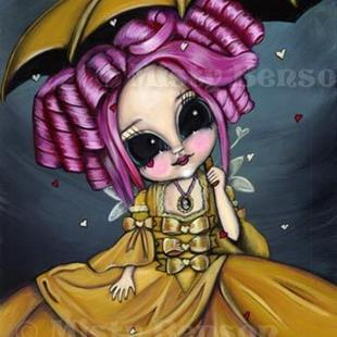 Art: My Rococo Valentine by Artist Misty Monster (Benson)