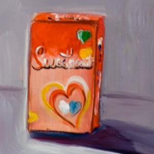Art: Sweethearts by Artist Delilah Smith