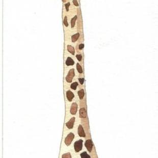 Art: GIRAFFE by Artist Dawn Barker
