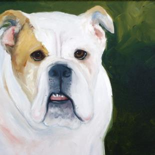 Art: George by Artist Deborah Sprague