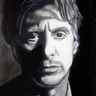 Art: AL PACINO by Artist Kate Challinor