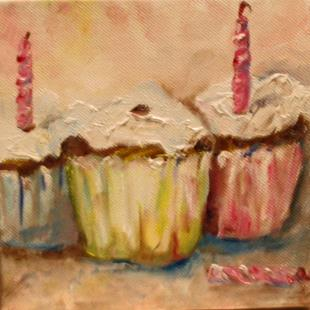 Art: Birthday Party-sold by Artist Delilah Smith