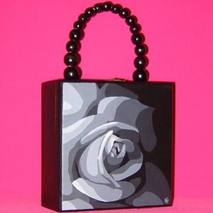 Art: Forbidden Love Purse by Artist Kris Jean