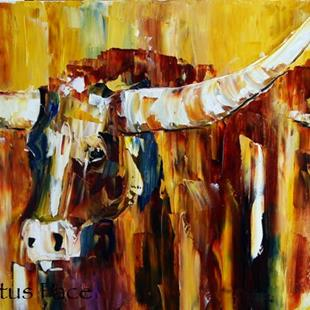 Art: The Texas Three by Artist Laurie Justus Pace