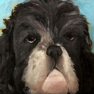 Art: Buster by Artist Deborah Sprague